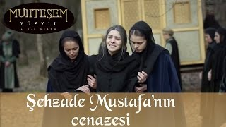 Mahidevran Şehzade Mustafa'nın cenazesinde - Mahidevran is at his son's funeral (English Subtitle)