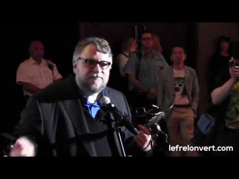Fantasia Festival 2016 - Guillermo del Toro - Award and Q&A (new version)