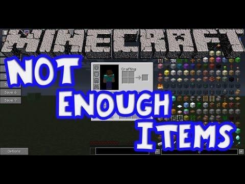Minecraft Mod   Tutorial Como instalar Not Enough Items -NEI- 1.5.1 y 1.5.2