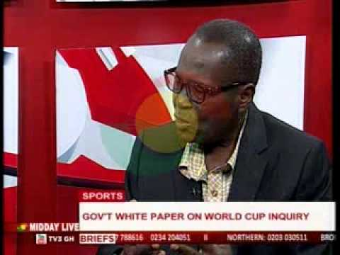 Midday - White paper on world cup inquiry - 17/6/2015