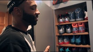 "A ""Sneak Peek"" Inside Joe Budden"