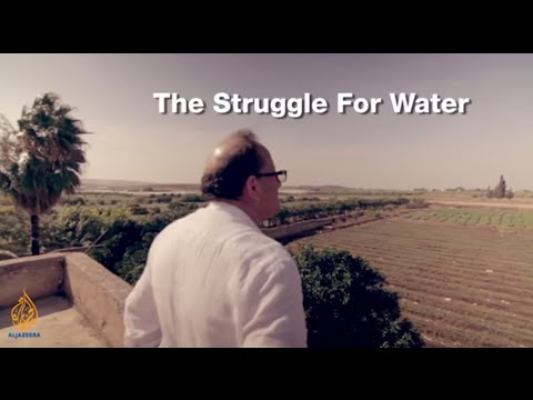 The Struggle for Water in Palestine