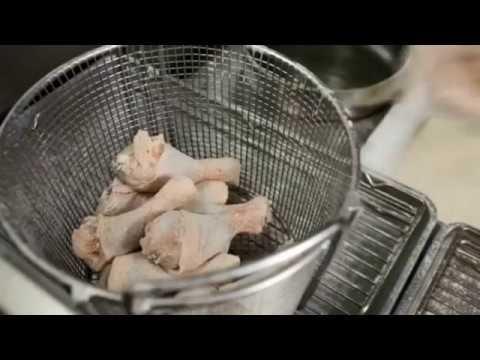 СЕКРЕТ РАСКРЫТ! Как делают ножки в KFC