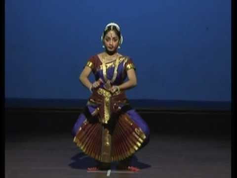 Bharatanatyam -ganesha Stuthi By Gowri Sagar video