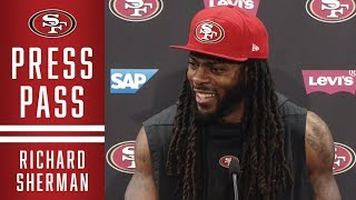 Find out what Richard Sherman Credits for 49ers Success?
