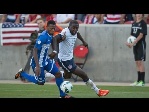 MNT vs. Honduras: Jozy Altidore Goal - June 18, 2013