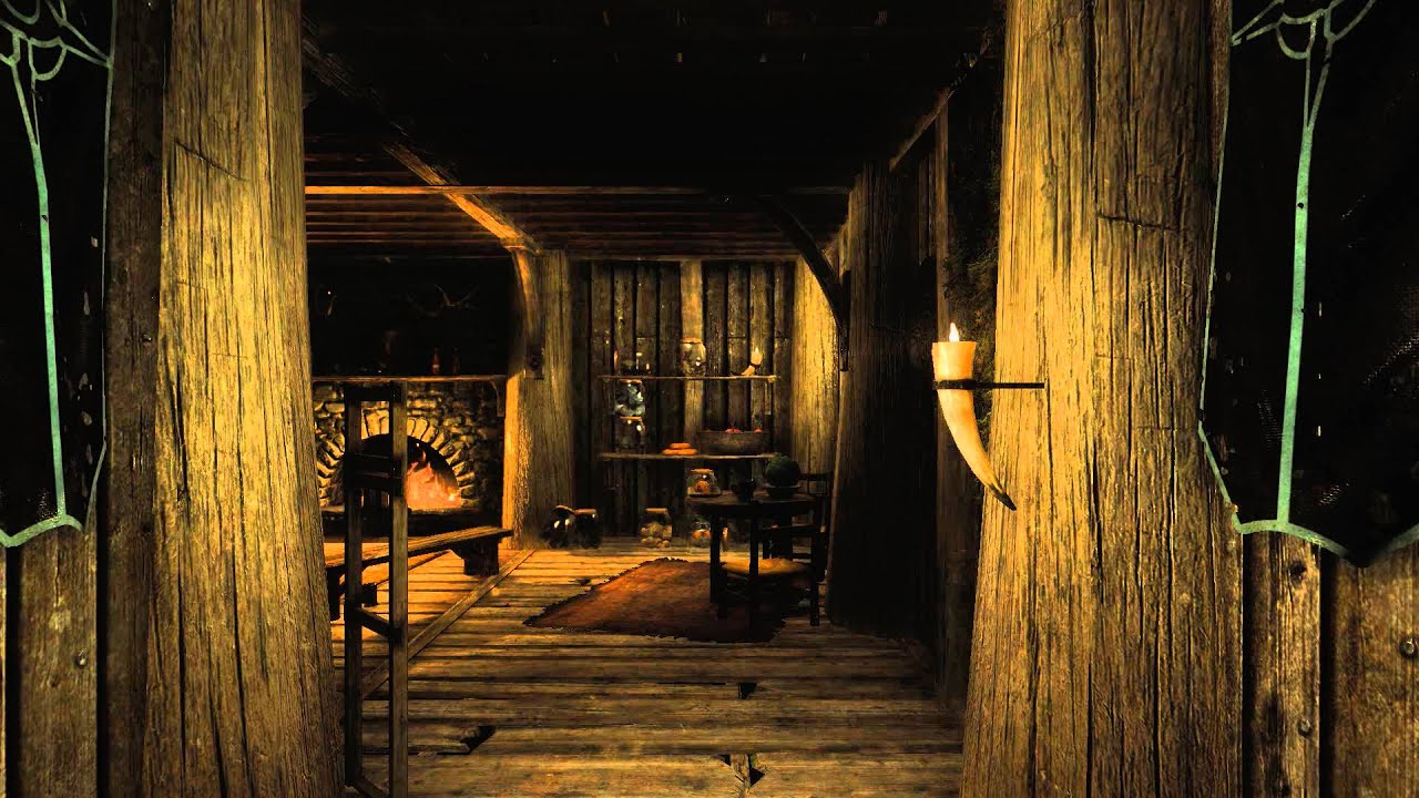 Skyrim H User Mods Build Your Own Home Gleaming Falls