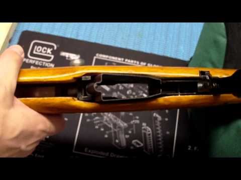Installing the Tapco SKS 20 Rd Magazine on Chinese SKS 56 Norinco