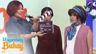Magandang Buhay: Melai acts as Basha
