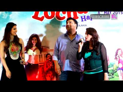 Sunny Leone Loves Movie Promotions! video