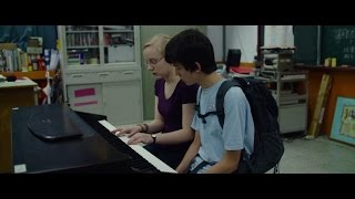 A Brilliant Young Mind (X+Y) Piano & Synesthesia Scene - Bach/Gounod Ave Maria