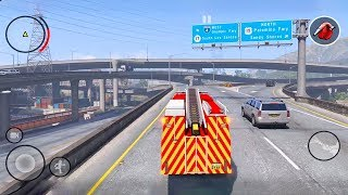 FireFighter Emergency Rescue Sandbox Simulator 911 (by CreativeLab Games) Android Gameplay [HD]
