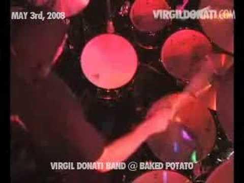 Virgil Donati Band at the Baked Potato 2008