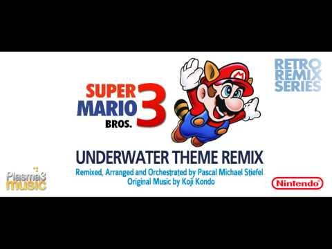 Koji Kondo - Super Mario Bros 3 Underwater
