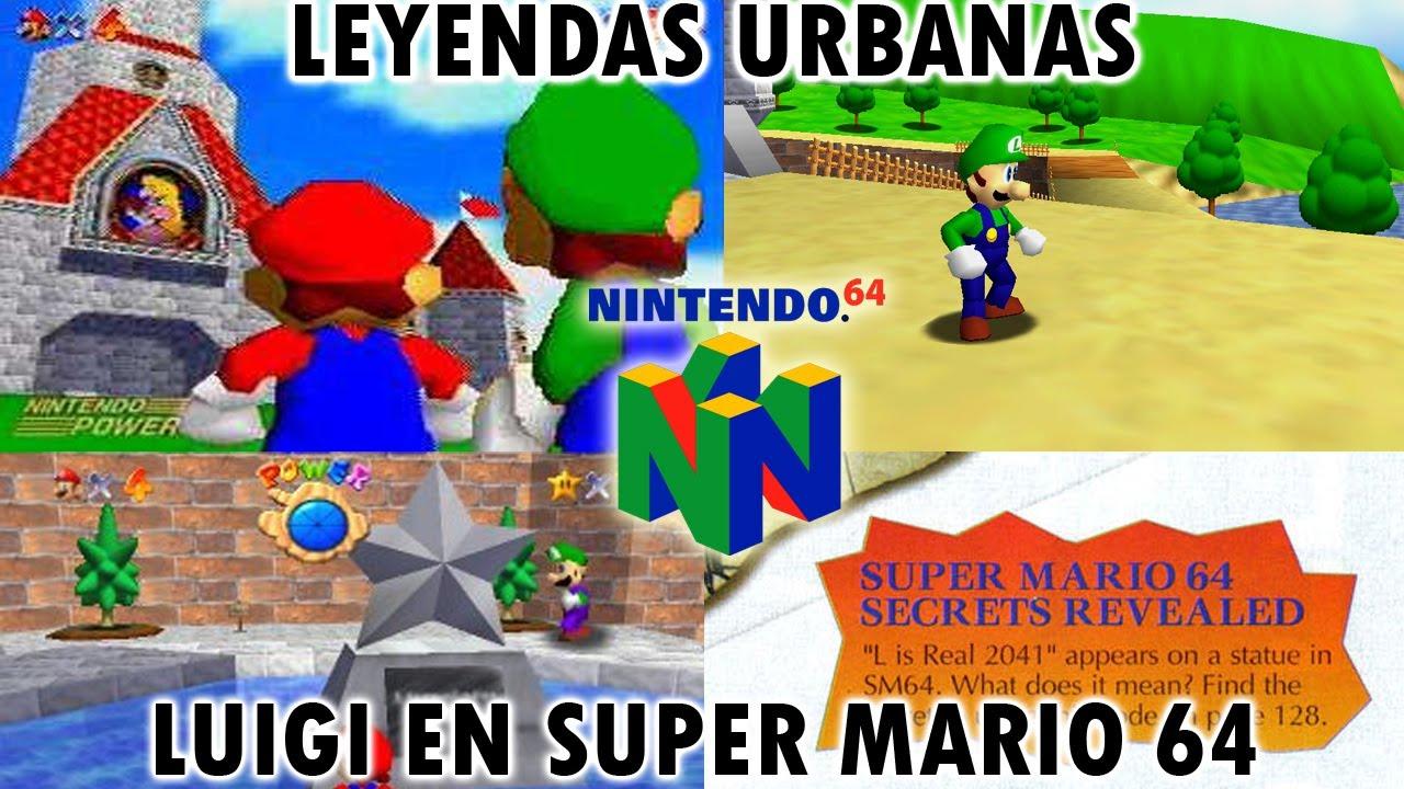 Mario Brothers Nintendo 64 Super Mario 64 Nintendo