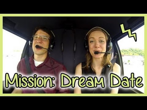Helicopter DREAM DATE!