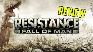 Resistance: Full Of S*** Review - THIS GAME DID NOT AGE WELL