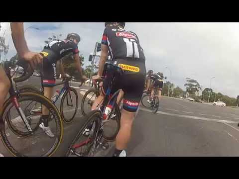 Tour Down Under 2015 - Pre Tour Training Ride with Giant Alpecin - Available in HD!