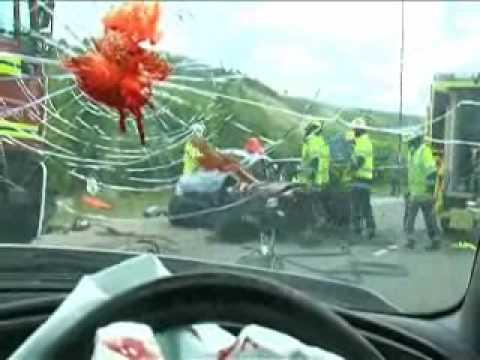 los peores accidentes del mundo