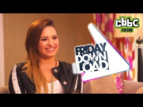 CBBC: Demi Lovato Interview on Friday Download