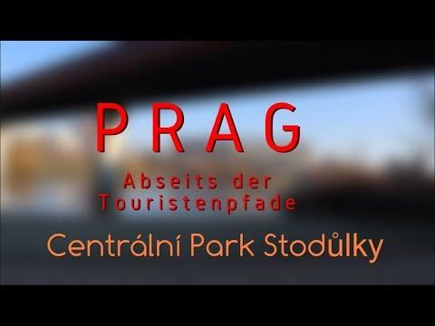 """Prag zu Fuß - Relax Spaziergang im """"Centrální Park Stodůlky"""""""