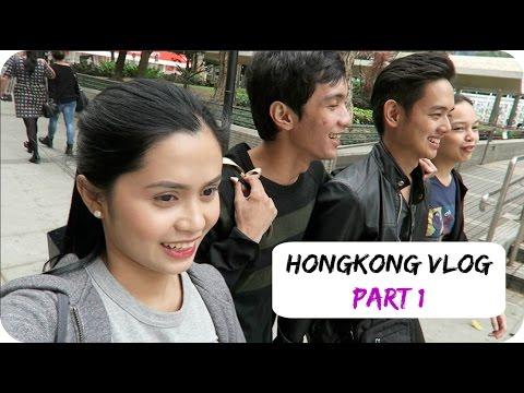 VLOG#11: Hongkong Vlog Day1 to Day3 | Anna Cay ♥