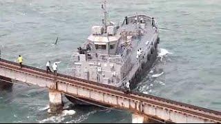 Корабли не пролезли под мостом! Подборка крушений!