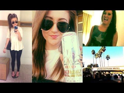 Vlog: LA ❤ Beverly Hills, Hotel Room Tour & Guru Bonding ❤ 1.17.14