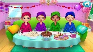 Làm Bánh Kem, Bắp Rang, Bánh Cupcake Cho Các Cô Gái Xinh Đẹp  – Game Vui Cho Bé