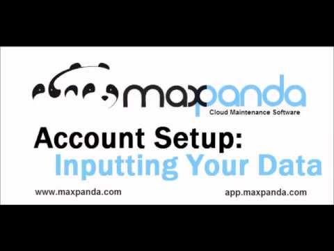 4. Account Setup: Inputting Your Data