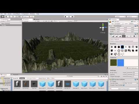 Как сделать видео в unity 5 - Stels-benelli.RU