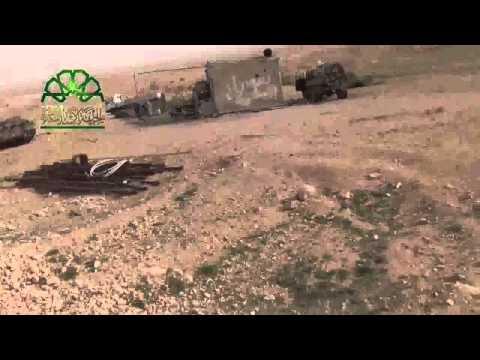 Syria War - The overrun of Battalion 559 [Final Cut] | 22.03.2014 | Syrian Civil War 2014