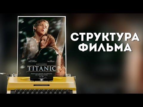 КАК НАУЧИТЬСЯ РАССКАЗЫВАТЬ ИСТОРИИ? / Структура фильма Титаник / Как написать сценарий