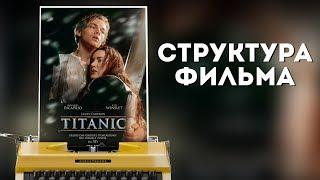 КАК НАУЧИТЬСЯ РАССКАЗЫВАТЬ ИСТОРИИ? [Структура фильма, Как написать сценарий], СНС 3 (Титаник)
