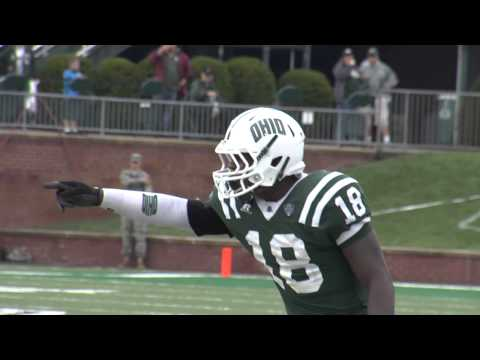 Ohio Football: Travis Carrie – Leadership Through Perseverance