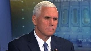 Gov. Mike Pence on new FBI probe into Clinton emails