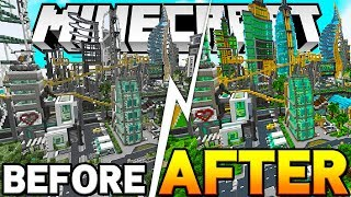 *NEW* MINECRAFT BUSINESS TYCOON! - MINECRAFT CUSTOM MAP! (BUILD YOUR OWN CITY!)