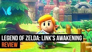 Legend of Zelda: Link's Awakening Review
