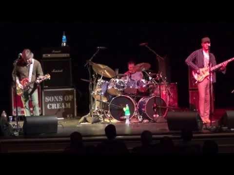Sons of Cream  N.S.U. -Bootleg Video 1