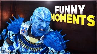 Black Ops 3 Funny Moments - Broken Xbox, Killcams & Tin Man!