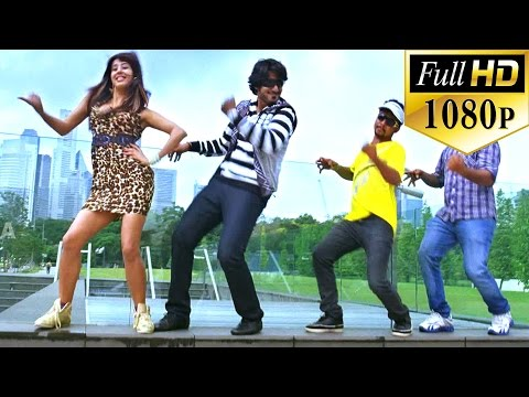 Yuvakudu Telugu Movie Songs - I Love India - Devraj, Sanjana - (Full HD)