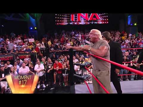 Best of TNA: Woo Off Between Ric Flair and Jay Lethal