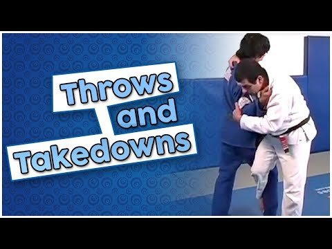 Brazilian Jiu-Jitsu: Throws and Takedowns Image 1