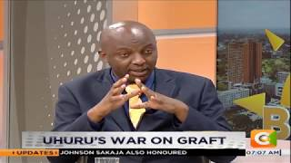 NEWS REVIEW |  Uhuru blames Judiciary for failing Kenyans on war against graft