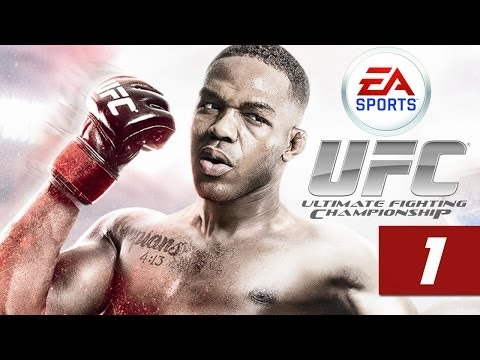 "EA Sports UFC - Let's Play - [Career Mode] - Part 1 - ""Character Creation"""