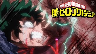 Deku vs Muscular | My Hero Academia