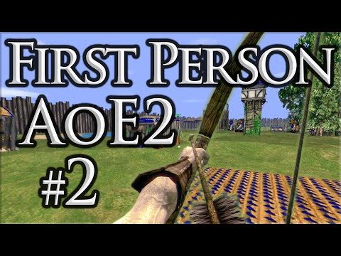 First Person AoE2! Episode #2