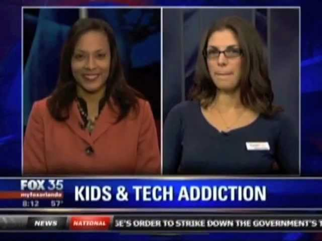 Kids & Tech Addiction