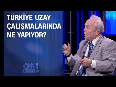 Türkiye uzay çalışmalarında ne yapıyor?
