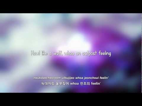 EXO-K­ ft. Key- 두 개의 달이 뜨는 밤 (Two Moons) lyrics [Eng. | Rom. | Han.]